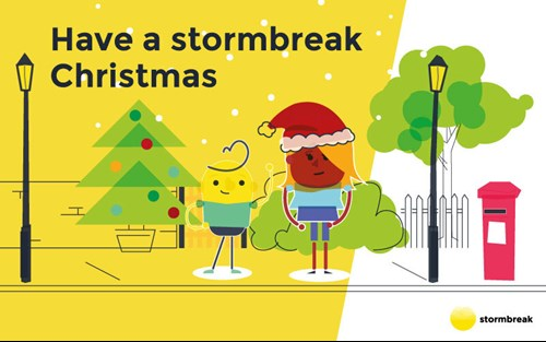Have a stormbreak Christmas